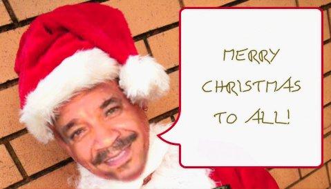 LaMonte Xmas Santa