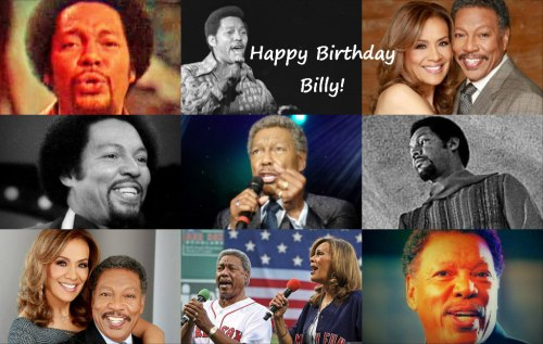 Billy Birthday Collage TWO